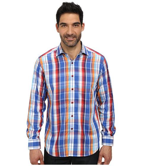 Robert graham alaska long sleeve woven shirt for Robert graham tall shirts