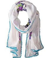 Betsey Johnson - Spacedye Lace Scarf