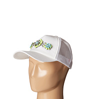 Betsey Johnson - 2 Color Jewel Embellished Hat