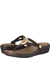 Crocs - Sanrah Circle Wedge Flip