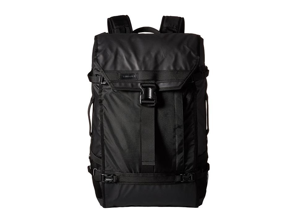 Timbuk2 - Aviator Travel Pack - Medium (Black) Backpack Bags