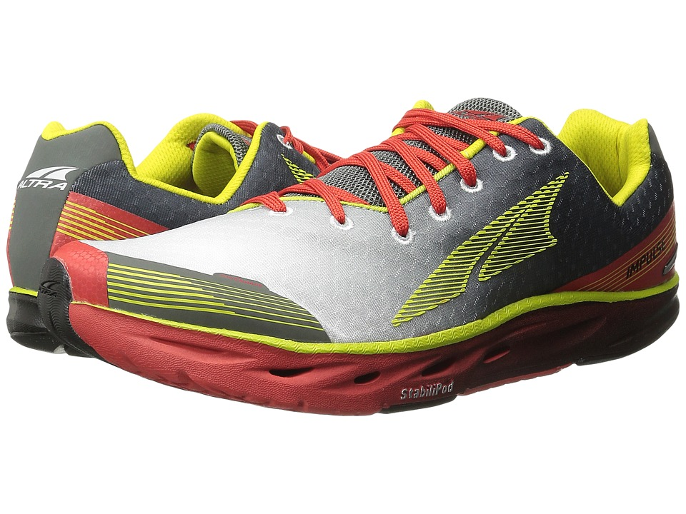 Altra Footwear Impulse Black Fade Mens Running Shoes