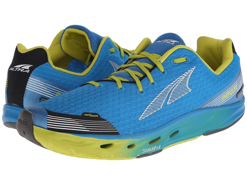 Altra Footwear Impulse Malibu Blue Mens Running Shoes