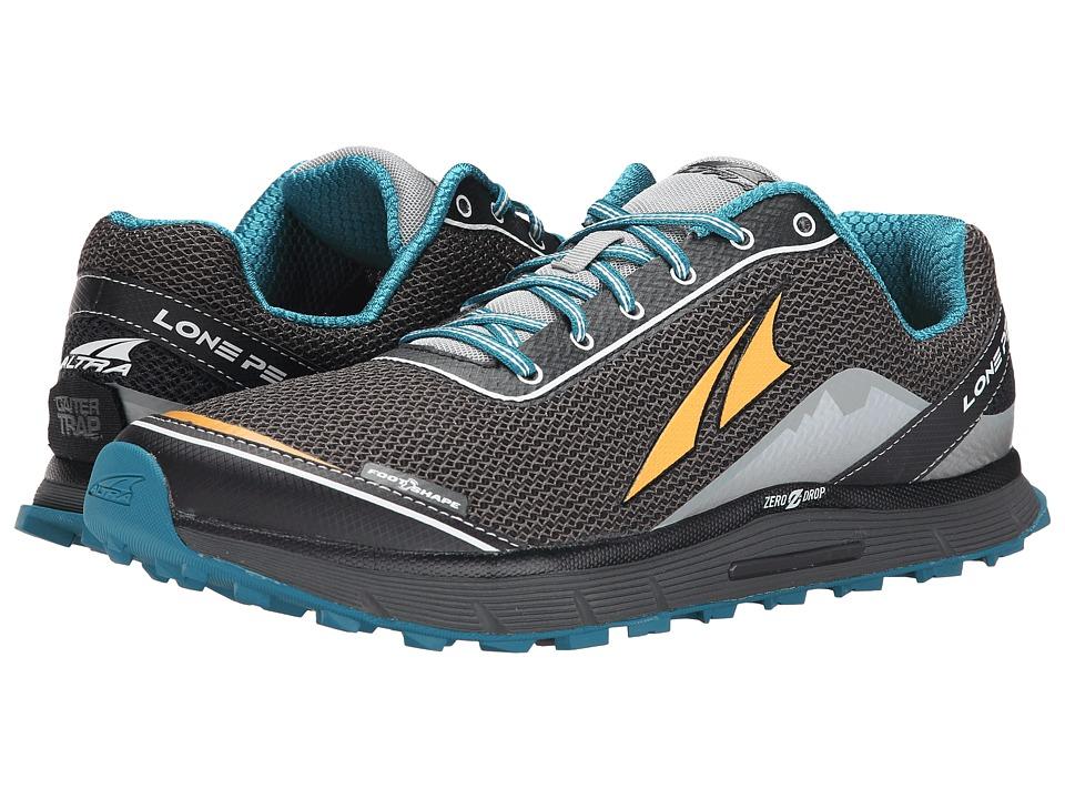 Altra Footwear Lone Peak 2.5 Steel Mens Running Shoes