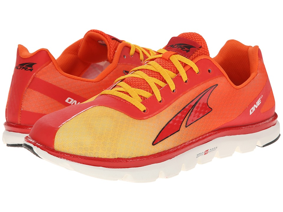 Altra Zero Drop Footwear - One 2.5 (Orange Fade) Men's Running Shoes