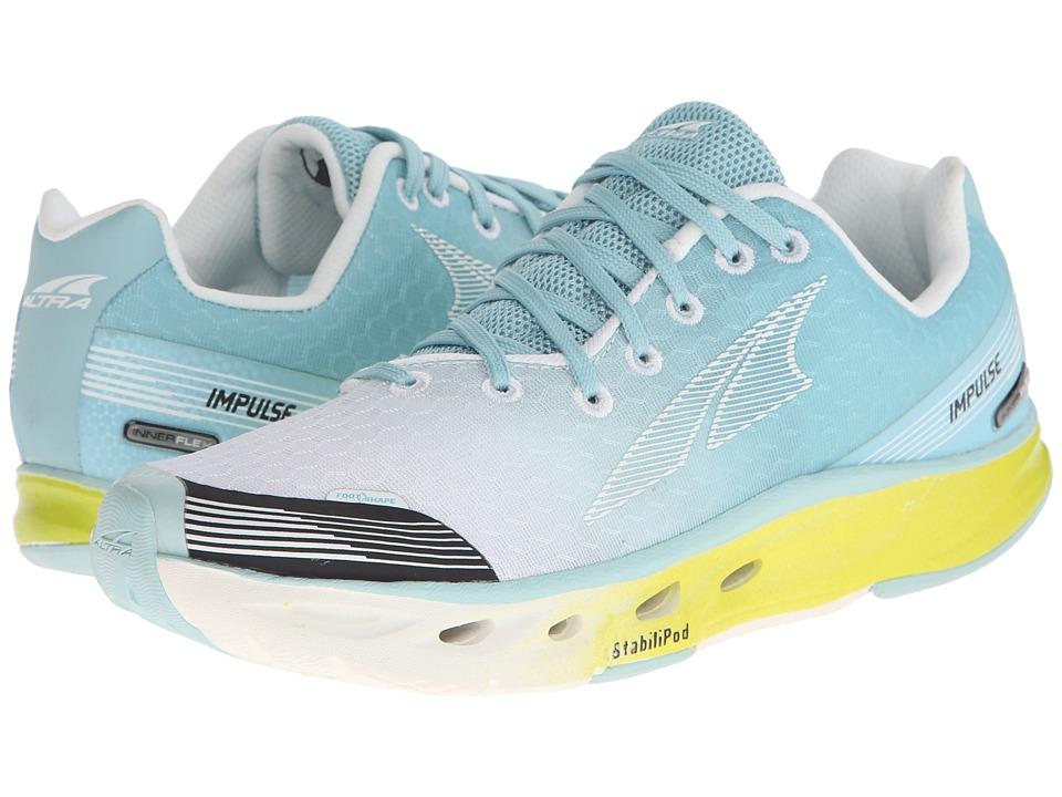 Altra Footwear Impulse Aqua Fade Womens Running Shoes