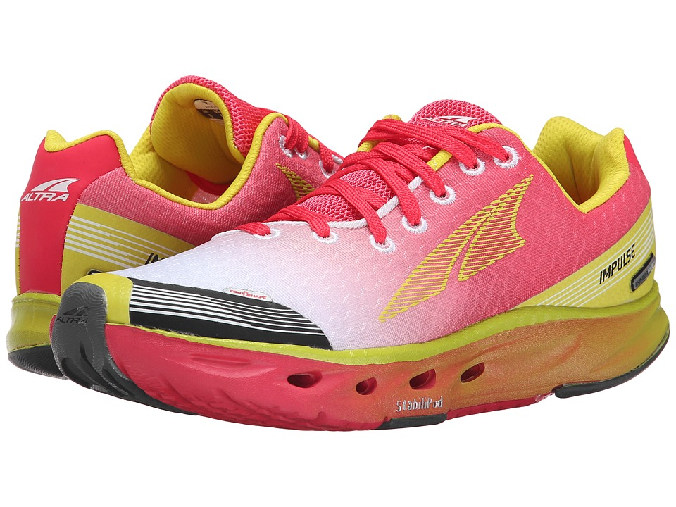 Altra Footwear Impulse Magenta Fade Womens Running Shoes