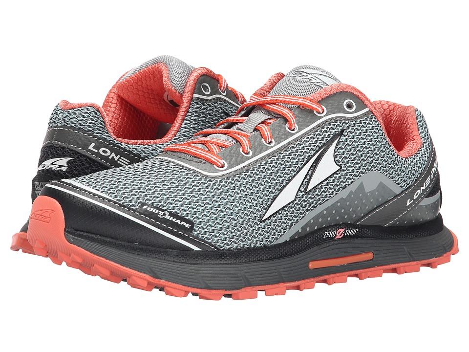 Altra Footwear Lone Peak 2.5 Coral Reef Womens Running Shoes