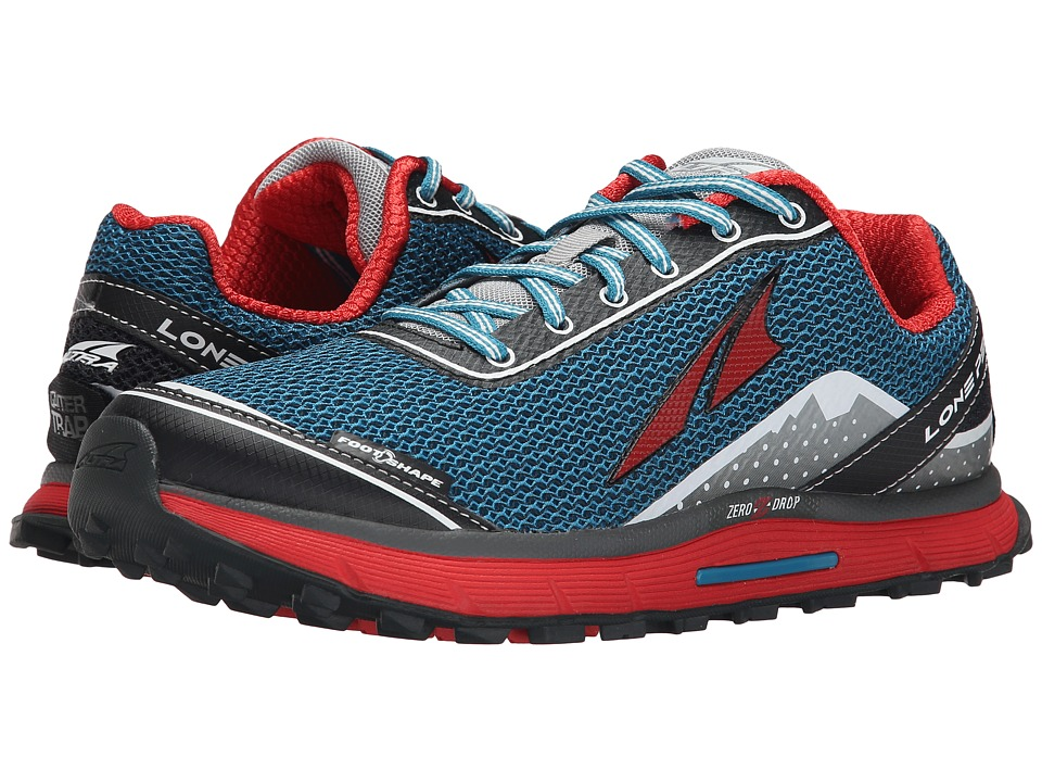 Altra Footwear Lone Peak 2.5 Caribbean Blue Womens Running Shoes
