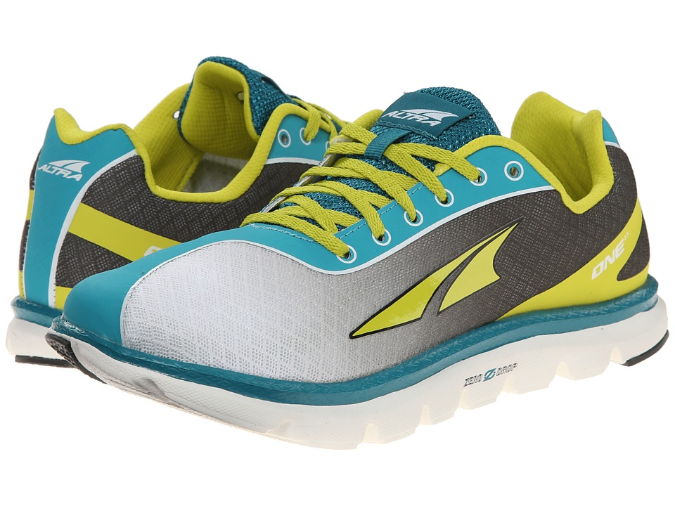 Altra Footwear One 2.5 Sprite Womens Running Shoes