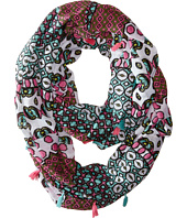 Steve Madden - Exotic Graphic Infinity Scarf