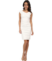 Nicole Miller - Stewart Cross Front Dress