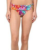 LAUREN Ralph Lauren - Polynesian Floral Shirred Banded Hipster Bottom