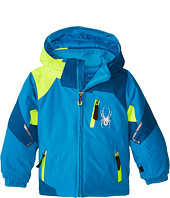 Spyder Kids - Mini Leader Jacket (Toddler/Little Kids/Big Kids)