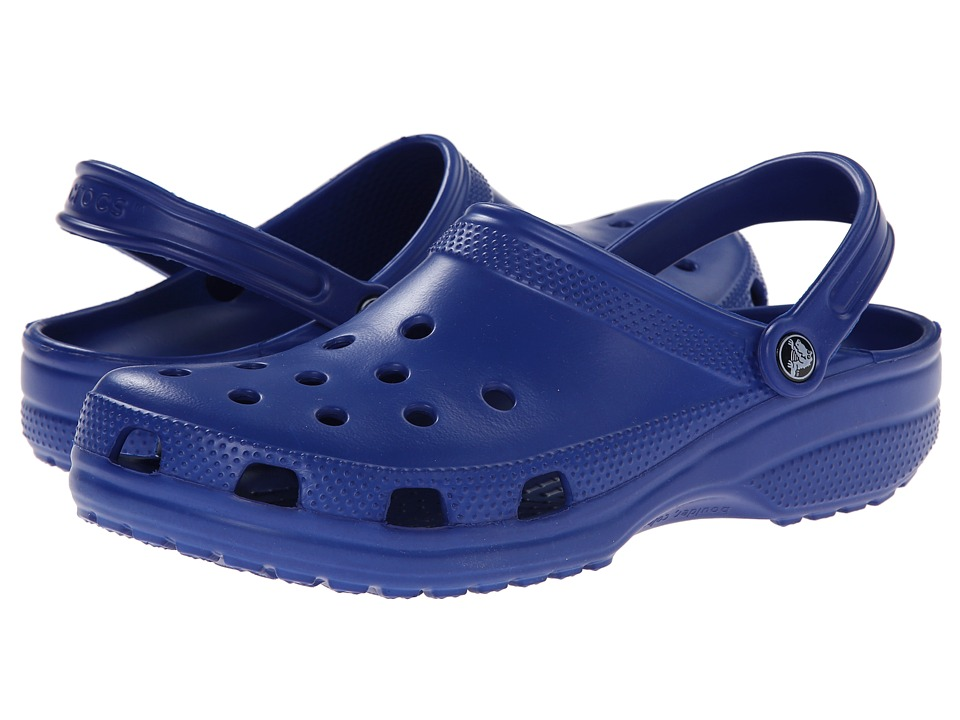 Crocs Classic Clog (Cerulean Blue) Clog Shoes