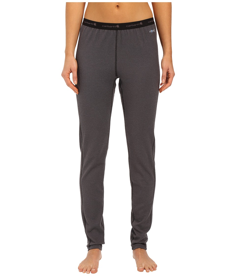 Carhartt Base Force Cold Weather Bottom Black Womens Casual Pants