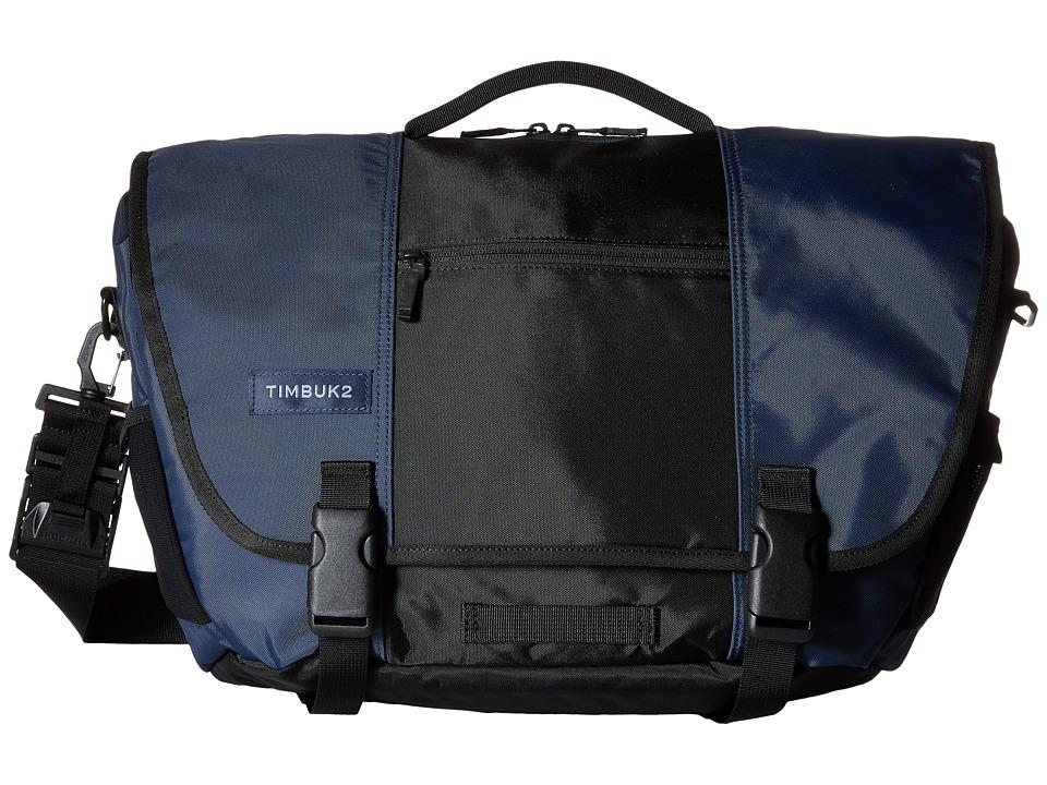 Timbuk2 - Commute Messenger Bag - Large (Dusk Blue/Black) Messenger Bags