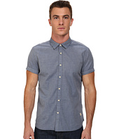 Scotch & Soda - Short Sleeve Herringbone Shirt