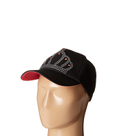 Betsey Johnson - Rhinestone Crown Baseball Cap
