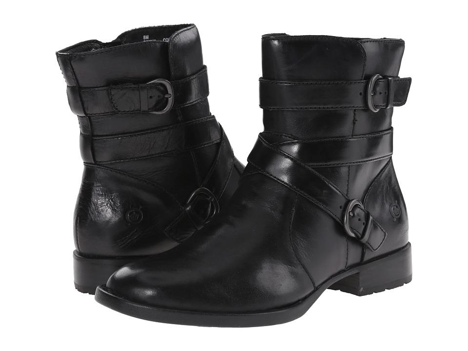 Born - McMillan (Black Full Grain Leather) Women