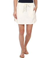Dylan by True Grit - Rugger Drawstring Mini Skirt