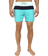 Scotch & Soda - Medium Color Block Swimshorts
