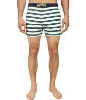 Scotch & Soda - Stripe Printed Swimshorts