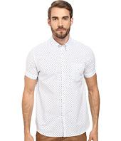 Ted Baker - Thame Short Sleeve Printed Spot Shirt