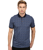 Ted Baker - Flowbo All Over Floral Printed Polo