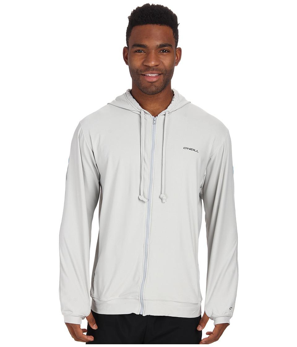 ONeill 24 7 Tech Zip Hoodie Lunar/Sky/Lunar Mens Sweatshirt