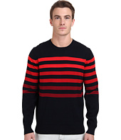 Ben Sherman - Stripe Crew Neck Sweater ME11429
