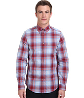 Ben Sherman - Long Sleeve Poplin Ombre Check MA11369