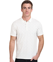 Ben Sherman - Short Sleeve Geo Print Polo MC11453