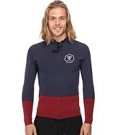 VISSLA - Front Zip Jacket