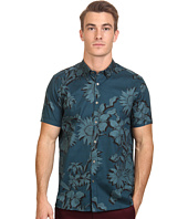 Ted Baker - Flowley Short Sleeve Large Scale Floral Shirt