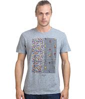 Ben Sherman - Short Sleeve Bunting Print Tee MB11462