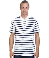 Ben Sherman - Short Sleeve Breton Striped Polo MC11457