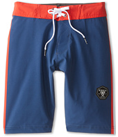 VISSLA Kids - Rhyder Boardshort (Big Kids)