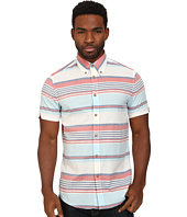 Ben Sherman - Short Sleeve Vintage Stripe Woven MA11392