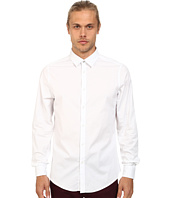 Ben Sherman - Long Sleeve Stretch Plain Woven MA11680