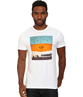 Ben Sherman - Short Sleeve Brighton Print Tee MB11451