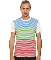 Ben Sherman - Short Sleeve Multi Stripe Tee MB11465A