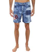 Diesel - Red Beach Shorts