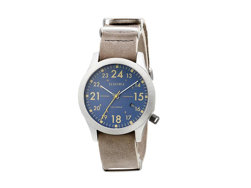 Electric Eyewear FW01 Nato Blue/Grey Watches
