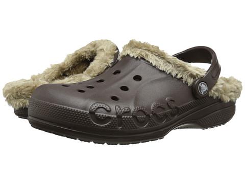 Crocs Baya Plush Lined Clog