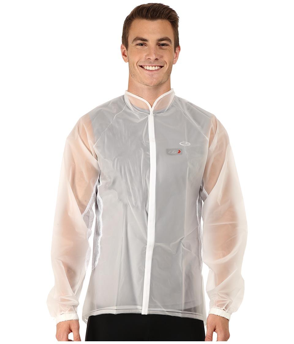 Louis Garneau - Clean Imper Cycling Jacket (Clear) Workout