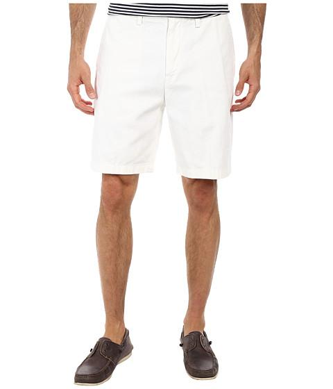 Nautica True Khaki Flat Front Short