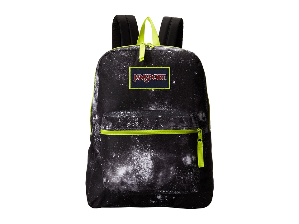 JanSport Overexposed Multi Galaxy Backpack Bags