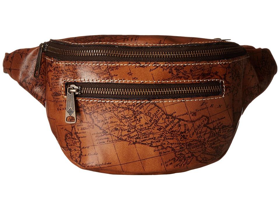 Patricia Nash - Cologne Belt Bag (Rust) Bags