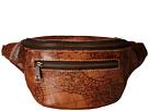 Patricia Nash Cologne Belt Bag (Rust)